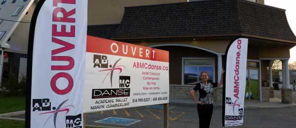 Camp de jour 2017, ABMC Danse-LAVAL