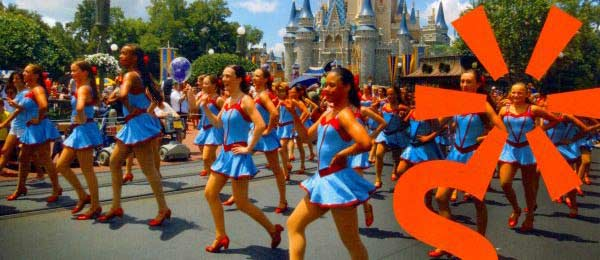 Dance the World à Disneyworld, Floride